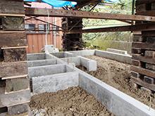 4.新基礎工事完了